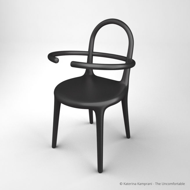 Engagement >> The Uncomfortable - a collection of deliberately inconvenient objects